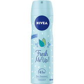 Bild: NIVEA Deospray Fresh Me Up !