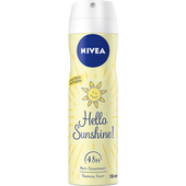 Bild: NIVEA Deospray Hello Sunshine !