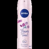 Bild: NIVEA Deospray Flower Time !