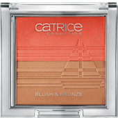 Bild: Catrice Travelight Story Blush & Bronze