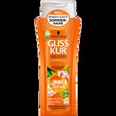 Bild: Schwarzkopf GLISS KUR Summer Repair Shampoo