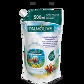 Bild: Palmolive Flüssigseife Doypack Aquarium