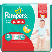 Bild: Pampers Baby-Dry Pants Gr.3 (6-11kg)