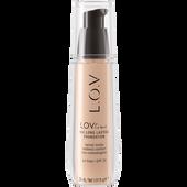 Bild: L.O.V LOVTIME 18h long lasting Foundation 010 ivory elegance