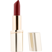 Bild: L'ORÉAL PARIS Color Riche Crystal Shine Lippenstift cherry crystal