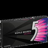 Bild: WRIGLEY'S 5 Gum Kühle Beeren Celsius Kaugummi