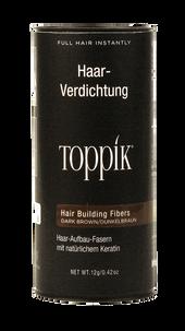 Bild: Toppik Haar-Aufbau-Fasern Haarverdichtung dunkelbraun