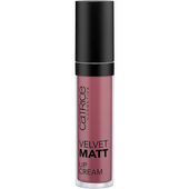 Bild: Catrice Velvet Matt Lip Cream Hazel-Rose Royce