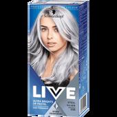 Bild: Schwarzkopf LIVE Ultra Brights or Pastel Haarfarbe silber