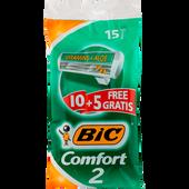 Bild: BIC Comfort 2 Rasierer