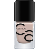 Bild: Catrice ICONails Gel Lacquer Nagellack Queen Of The Sandcastle
