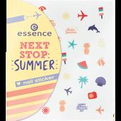 Bild: essence Nail Sticker Next Stop: Summer