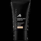 Bild: MANHATTAN Powder Mat Make Up sand