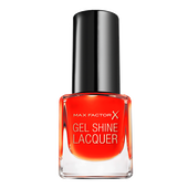 Bild: MAX FACTOR Mini Gel Shine Nagellack vivid vermillion