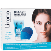 Bild: Lirene Trio-care Facial Sonic Reinigungssystem
