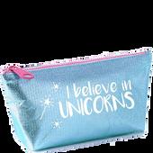 Bild: LOOK BY BIPA Unicorn Kosmetiktasche klein