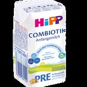 Bild: HiPP Pre Bio Combiotik Anfangsmilch trinkfertig
