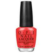 Bild: O.P.I Nail Lacquer my paprika is hotter than yours