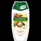 Bild: Palmolive Naturals Cremedusche Macadamia & Kakao
