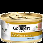 Bild: GOURMET Gold Feine Pastete mit Thunfisch