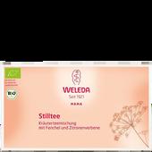 Bild: WELEDA Stilltee mit Fenchel und Zitronenverbene