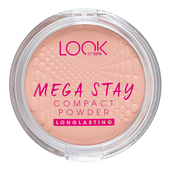 Bild: LOOK BY BIPA Mega Stay Compact Powder rose beige
