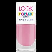 Bild: LOOK BY BIPA Nail Polish Pop Art Edition Pink