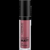 Bild: Catrice Velvet Matt Lip Cream Hazel-Rose Royce