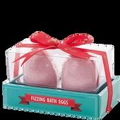 Bild: Isabelle Laurier Fizzing Bath Eggs