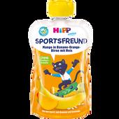 Bild: HiPP Hippis Sport Mango in Banane-Orange-Birne mit Reis