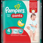 Bild: Pampers Baby-Dry Pants Gr. 4 8-14 kg)