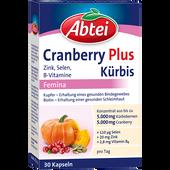 Bild: Abtei Kürbis plus Cranberry Kapseln