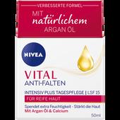 Bild: NIVEA VITAL Extra Reichhaltige Tagespflege