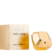 Bild: Paco Rabanne Lady Million EDP 80ml