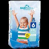 Bild: BABYWELL Premium-Windelslips XXL Gr. 6