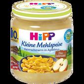 Bild: HiPP Kaiserschmarrn mit Apfelmus