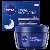 Bild: NIVEA Sensitive Nachtcreme
