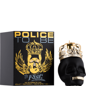 Bild: Police To Be the King EDT 40ml