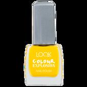 Bild: LOOK BY BIPA Colour Explosion Nagellack flashy yellow