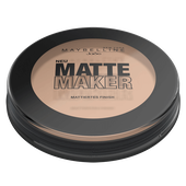 Bild: MAYBELLINE Matte Maker Powder nude beige