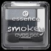 Bild: essence Smokey Eyes Set smokey night