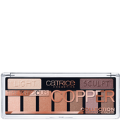 Bild: Catrice The Precious Copper Collection Eyeshadow Palette