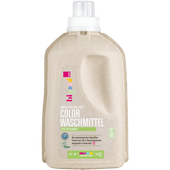 Bild: bi good Colorwaschmittel flüssig Apfelblüte