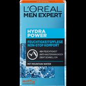 Bild: L'ORÉAL PARIS MEN EXPERT Hydra Power Mountain Water Feuchtigkeitspflege