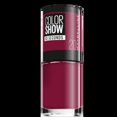 Bild: MAYBELLINE Colorshow 60 seconds Nagellack blush berry