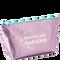 Bild: LOOK BY BIPA Unicorn Kosmetiktasche groß