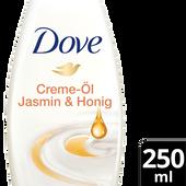 Bild: Dove Pure Verwöhnung Creme-Öl Dusche Jasmin & Honig