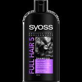 Bild: syoss PROFESSIONAL Full Hair 5 Shampoo