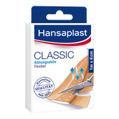 Bild: Hansaplast Classic 1m x 6cm