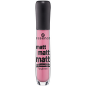 Bild: essence Matt Matt Matt Lipgloss 01 la vie est belle